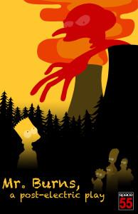 Mr Burns Poster Program Cover