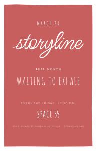 StorylineMarch