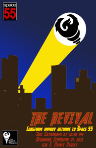 The Revival Poster 11x17