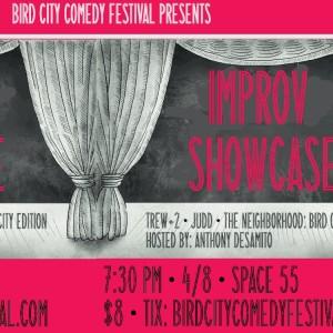 improv showcase