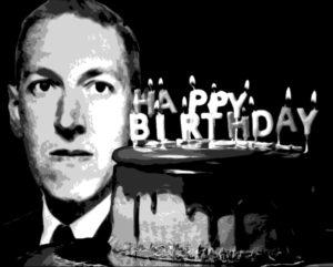 Lovecraft Birthday