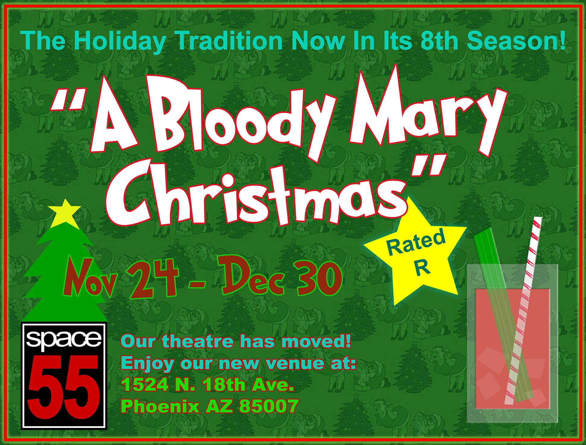 A Bloody Mary Christmas