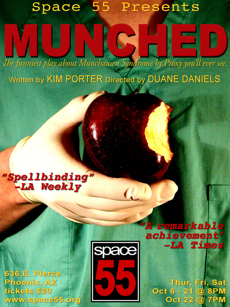Munched Poster