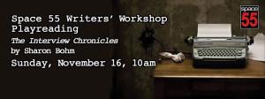 Writers Workshop 11-16