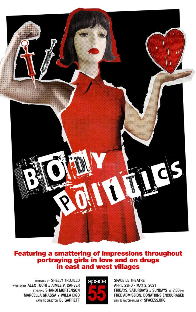 Body Politics Poster
