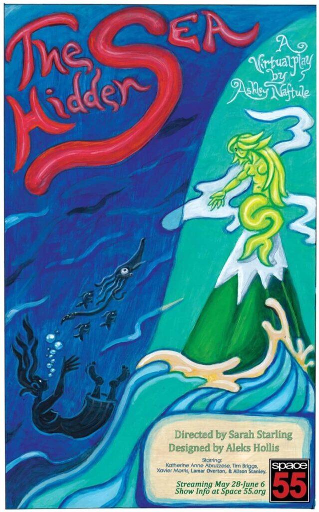 The Hidden Sea poster